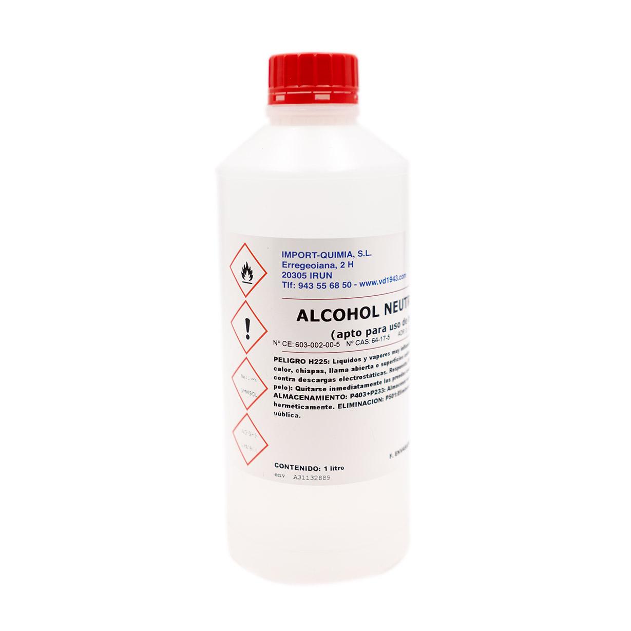 Alkohola 96º